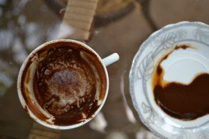 Coffee Cup Reading by Psychic Deniz